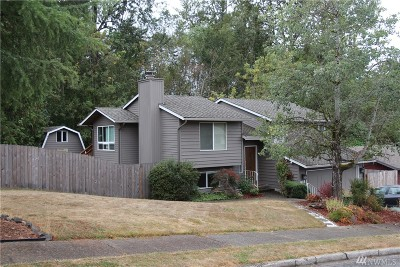 Renton Single Family Home For Sale: 815 S 31st St