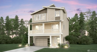 Seattle Single Family Home For Sale: 8233 S 118th Ct #Lot11