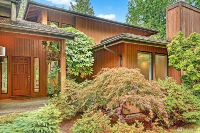 Redmond Single Family Home For Sale: 7219 221st Ave NE