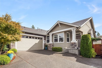 Redmond Single Family Home For Sale: 23787 NE 134th St