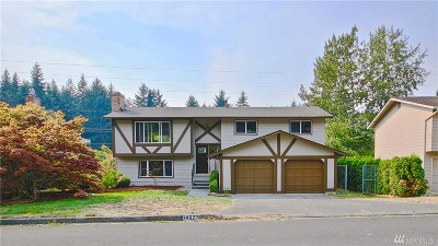 Woodinville Single Family Home For Sale: 14623 124th Pl NE