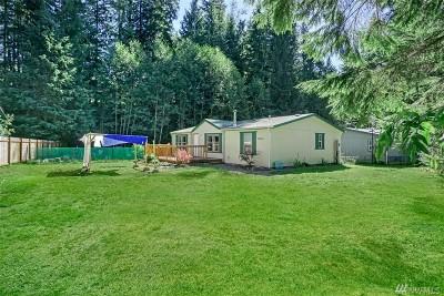 Ashford Single Family Home For Sale: 55615 317th Ave E