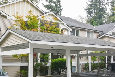 Kirkland Condo/Townhouse For Sale: 11309 NE 128th St #F202