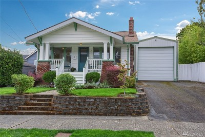 Seattle Single Family Home For Sale: 4044 20th Ave SW