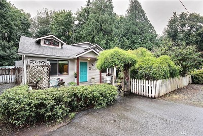 North Bend WA Single Family Home For Sale: $399,950