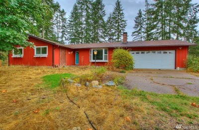 Pierce County Single Family Home For Sale: 1128 291st St S