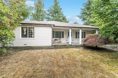 Renton Single Family Home For Sale: 1311 N 36th St