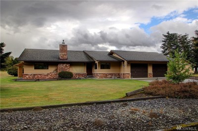 Sedro Woolley Single Family Home For Sale: 9311 Harrison Rd