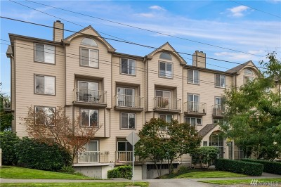Seattle Condo/Townhouse For Sale: 903 N 130th St #320
