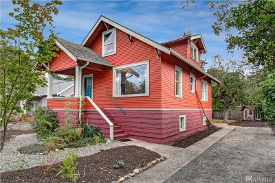 Seattle Single Family Home For Sale: 9020 Dayton Ave N