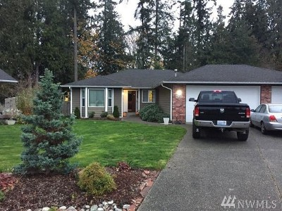 Snohomish County Single Family Home For Sale: 5014 200th Place NE
