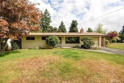 Everett Single Family Home For Sale: 4911 Vista Place