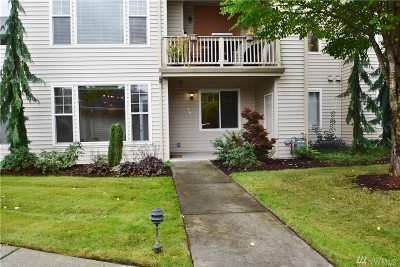 King County Condo/Townhouse For Sale: 4714 Mill Pond Dr SE #402