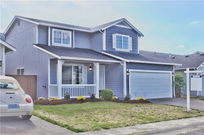 Spanaway Single Family Home For Sale: 1228 200th St Ct E