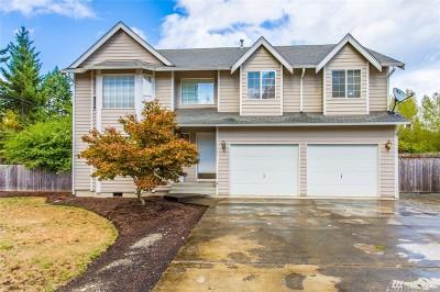 Graham Single Family Home For Sale: 12603 230th St E