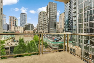 Seattle Condo/Townhouse For Sale: 900 Lenora St #W701