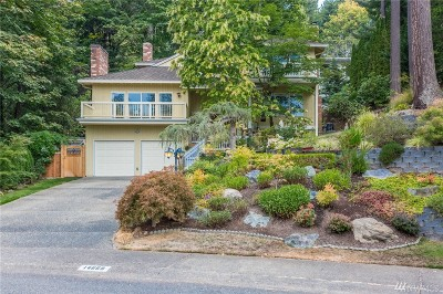 Bellevue Single Family Home For Sale: 14668 SE 60th St