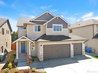 Single Family Home For Sale: 13214 123rd (Lot 15) Av Ct E