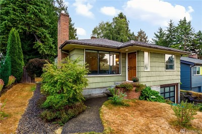 Seattle Single Family Home For Sale: 6022 43rd Ave NE