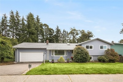 Edmonds Single Family Home For Sale: 931 Puget Wy