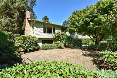 Redmond Single Family Home For Sale: 14104 NE 77th St