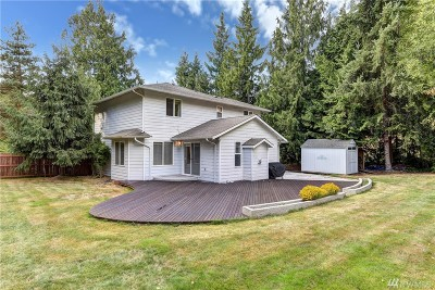 Stanwood Single Family Home For Sale: 15603 83rd Ave NW