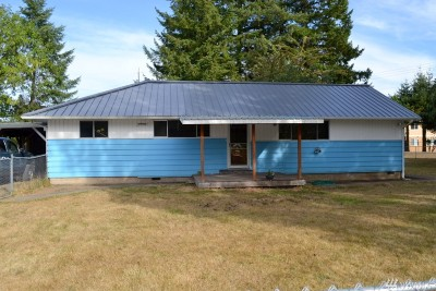 Forks WA Single Family Home For Sale: $179,000