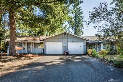 Olympia Multi Family Home For Sale: 4720 Carpenter Rd SE
