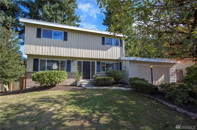 Bellevue Single Family Home For Sale: 5410 119th Ave SE
