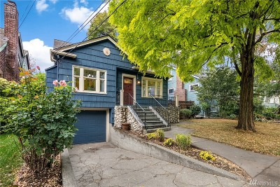 Seattle Single Family Home For Sale: 7435 Corliss Ave N