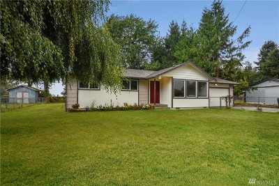 Sedro Woolley Single Family Home For Sale: 312 Hawthorne St