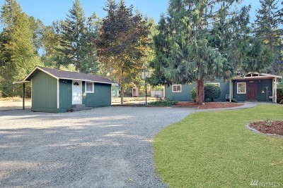 Bonney Lake Single Family Home Contingent: 7016 Myers Rd E