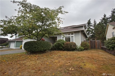 Pierce County Single Family Home For Sale: 4509 40th St NE