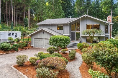 Woodinville Single Family Home For Sale: 19423 200th Ave NE