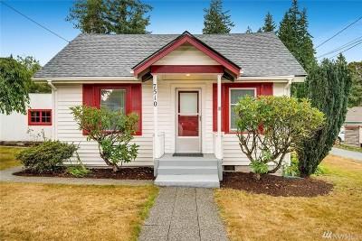 Everett Single Family Home For Sale: 7510 Beverly Lane