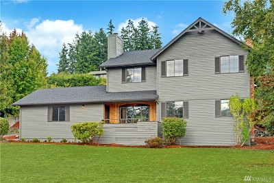 Edmonds Single Family Home For Sale: 17021 76th Ave W