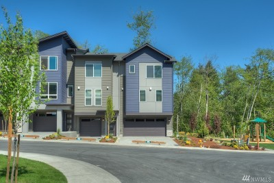 Everett Single Family Home For Sale: 2024 129th Place SW #C