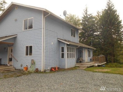 Snohomish County Single Family Home For Sale: 18523 40th Place NE