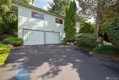 Edmonds Single Family Home For Sale: 21617 88th Ave W