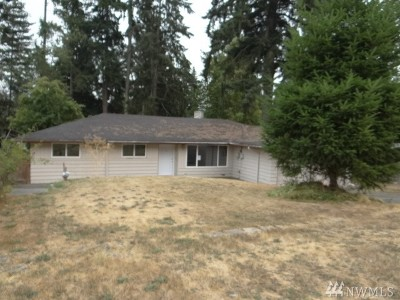 Everett Single Family Home For Sale: 13601 Meadow Rd