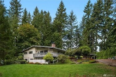 Sammamish Single Family Home For Sale: 25024 SE 31st Place