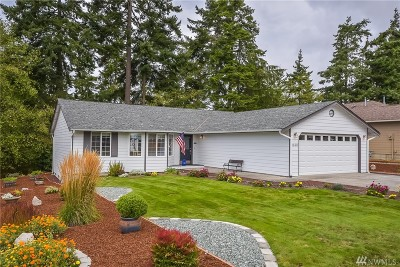 Oak Harbor Single Family Home Contingent: 1640 SW Ponsteen Dr