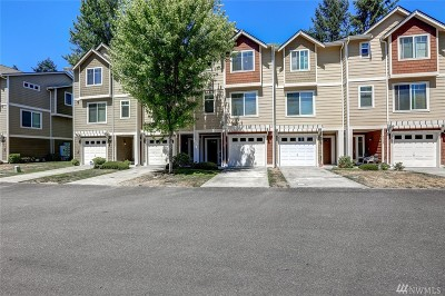 Pierce County Condo/Townhouse For Sale: 5305 147th St Ct E