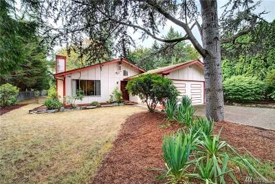 Renton Single Family Home For Sale: 16219 131st Ave SE