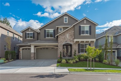 Sammamish Single Family Home For Sale: 24381 NE 27th Place