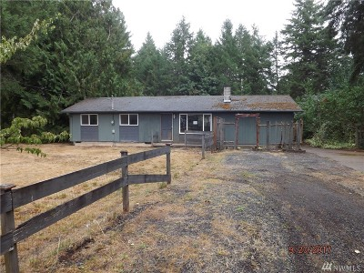 Shelton Single Family Home For Sale: 61 W Kelly Rd