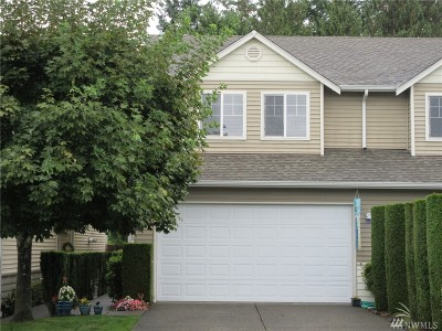 Puyallup WA Single Family Home For Sale: $238,000