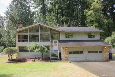 Lake Stevens Single Family Home For Sale: 3510 97th Dr SE