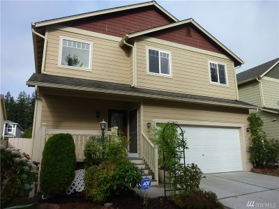 Everett Condo/Townhouse For Sale: 12332 27th Place W #3