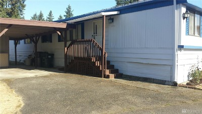 Mobile Home For Sale: 17103 Spanaway Loop Rd S #35